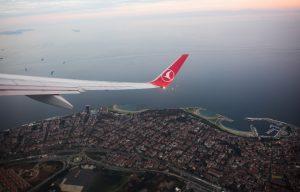 Reinhold Schmied auf seiner Reise in die Türkei: die Warnung des Auswärtigen Amts hatte er in den Wind geschlagen. Vor ihm lag nun Istanbul, die Stadt am Bosporus. (#1)